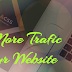 get a free trafic to your website