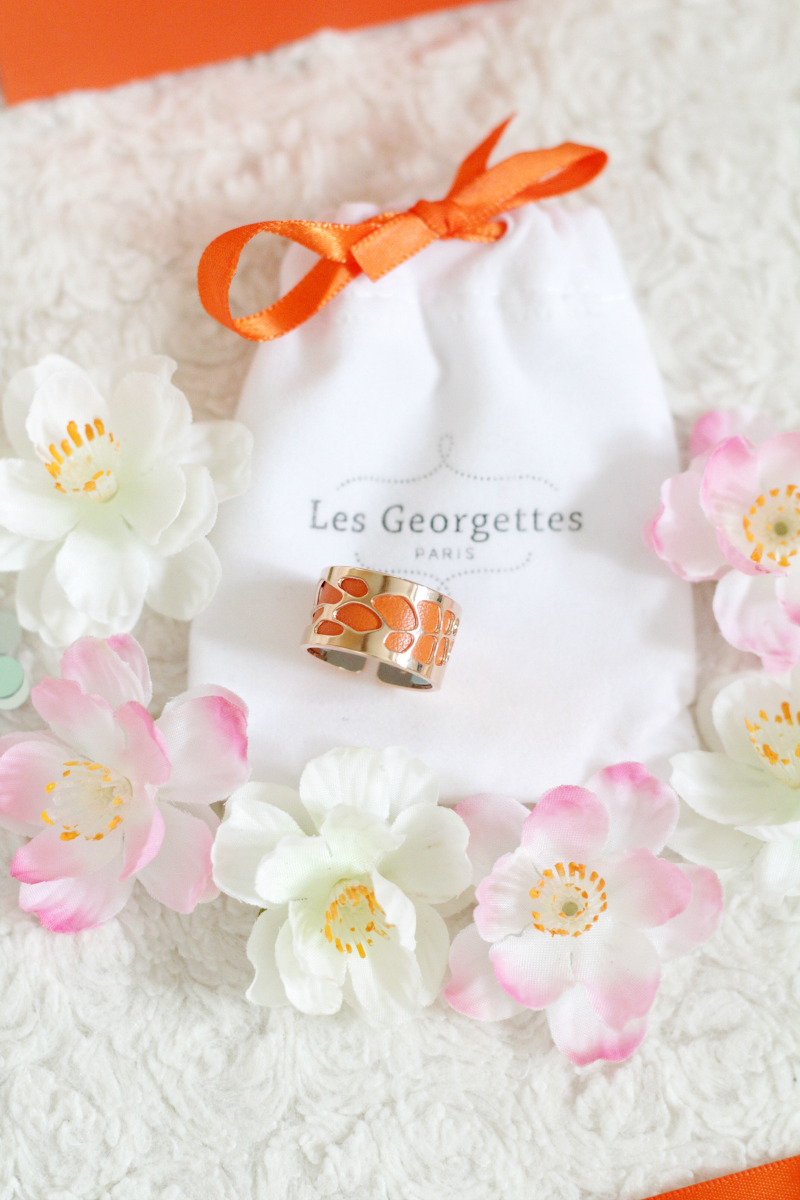 Les Georgettes ring