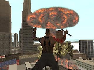 مود الالعاب الناريه  | GTA SA ~ Fireworks