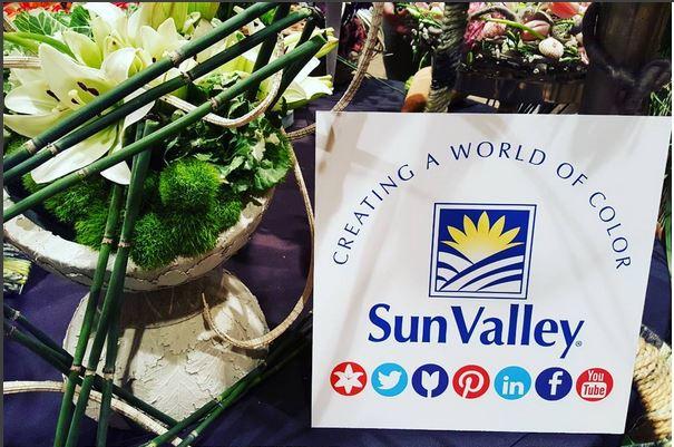 Sun valley Floral Farms AIFD Symposium
