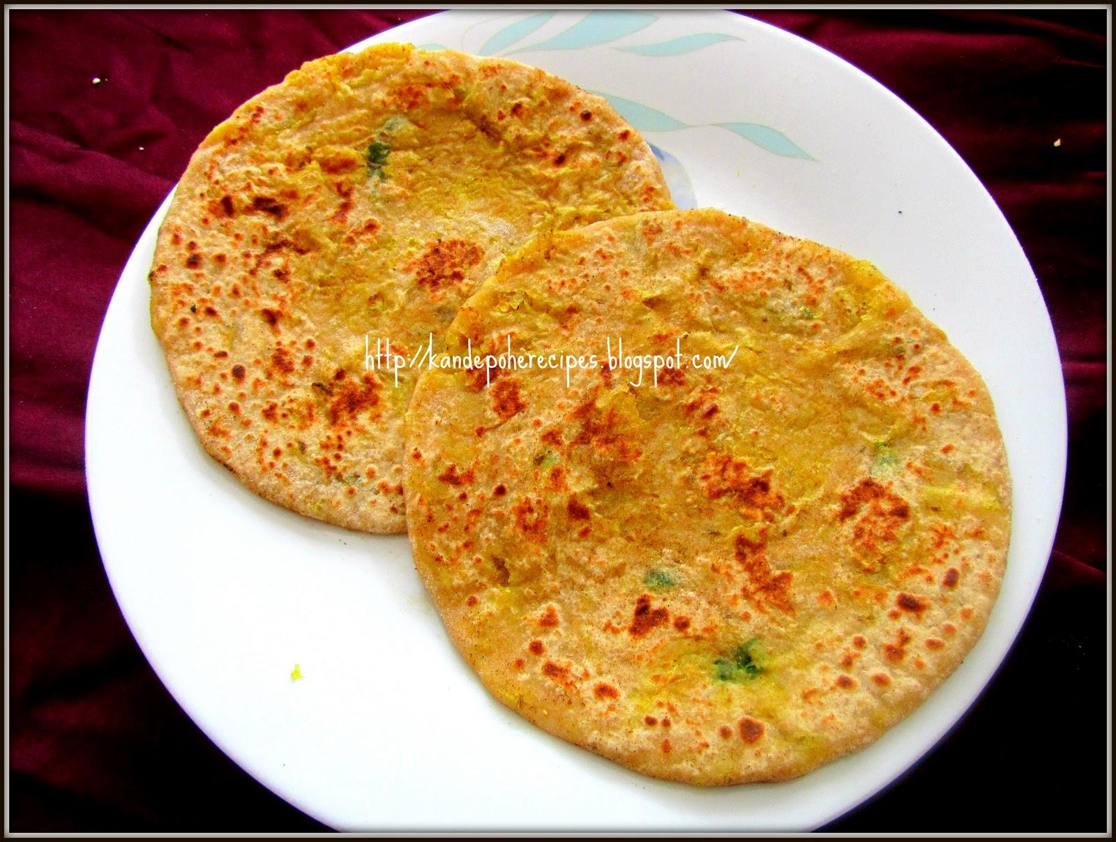 Mooli Paratha   Spicy-Aroma