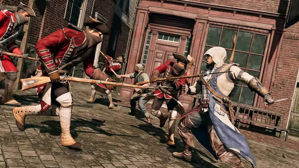 Assassin's creed 3 remastered best pc game under 10gb