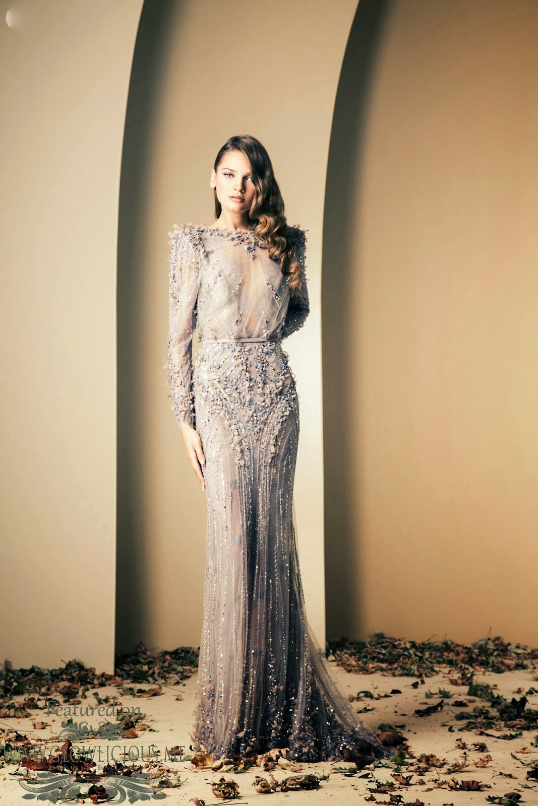 Ziad nakad haute couture fall winter 2013 glowlicious me for Haute couture winter