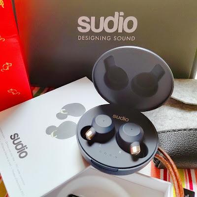 瑞典Sudio全新「真藍芽無線耳機」FEM~