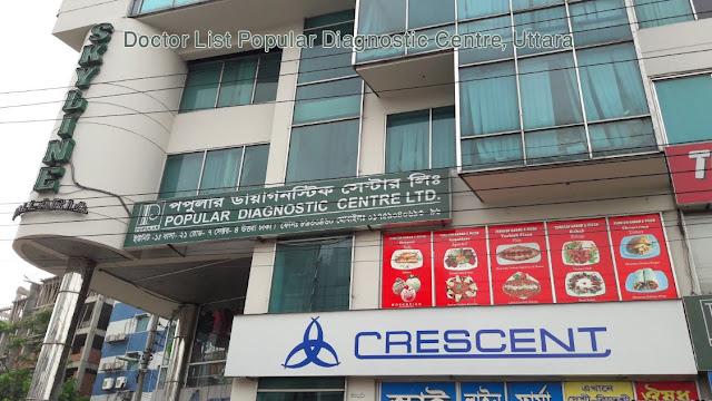 Doctor List Popular Diagnostic Centre Uttara