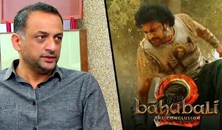 After brainstorming 25 versions Bahubali 2 Trailer creates record : Shobu Yarlagadda Interview