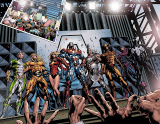 Marvel is planning a Dark Avengers movie, clues are present in the MCU