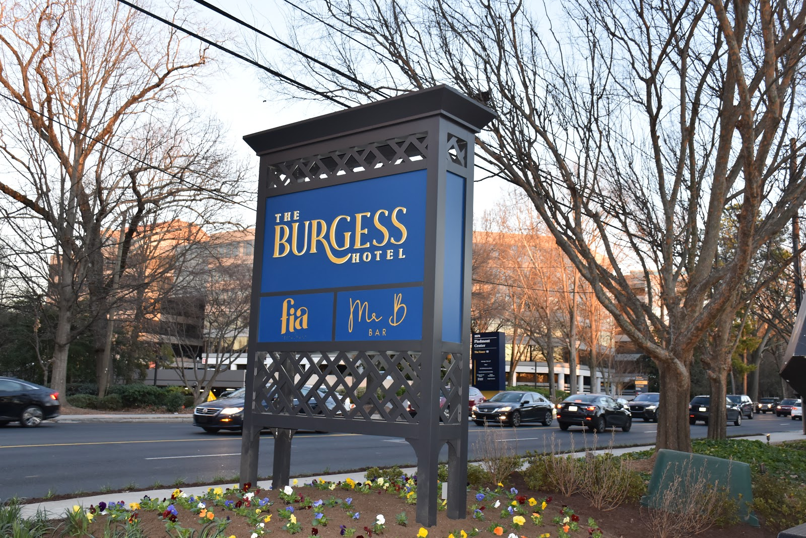 The First Boutique Hotel in Buckhead, Georgia: The Burgess Hotel