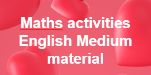 Maths activities E/M material    10th class- Mathematics Page- AP SSC/AP 10th class Maths Materials ,Bitbanks ,Slowlerners materials    AP SSC/10th class Mathematics English and Telugu medium materials ,Maths, telugu  medium,English medium  bitbanks, Maths Materials in English,telugu medium , AP Maths materials SSC New syllabus ,we collect English,telugu medium materials like Sadhana study material ,Ananta sankalpam materials ,Maths Materials Alla subbarao ,DCEB Kadapa Materials ,CCE Materials, and some other materials...These are very usefull to AP Students to get good marks and to get 10/10 GPA. These Maths Telugu English  medium materials is also very usefull to Teachers and students in AP schools...      Here we collect ....Mathematics   10th class - Materials,Bit banks prepare by Our Govt Teachers.  Utilize  their services ... Thankyou...    Download...Maths activities E/M material    For More Materials GO Back to  Maths Page in MannamWeb