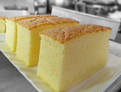 RESEP OGURA CAKE WITH CHEDDAR CHEESE