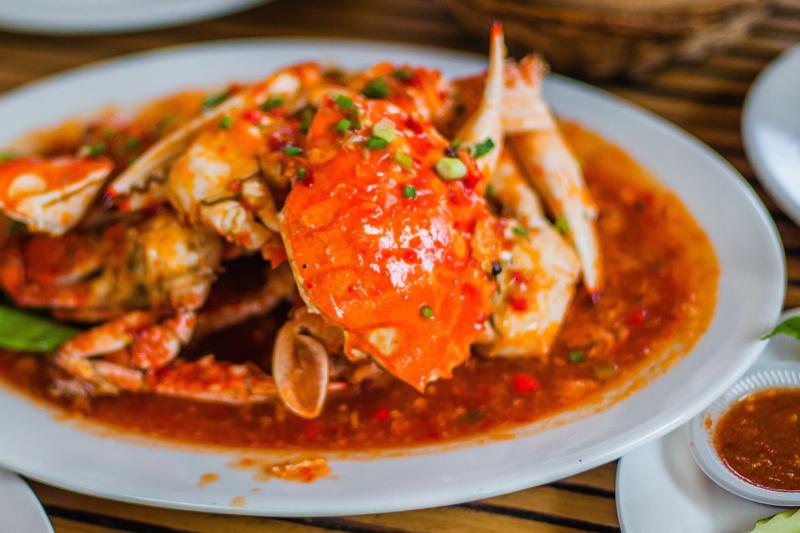 Resep Seafood Saus Padang