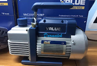 Darmatek Jual Value VE115N 1/4 Hp Vacum Pump