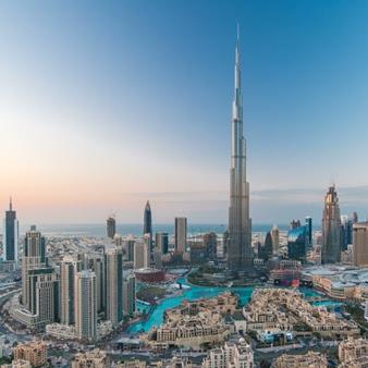Burj Khalifa- An Epitome Promising A Dawn!