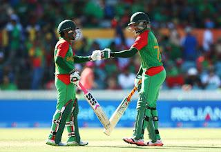 Bangladesh vs Afghanistan Highlights - 7th Match - Pool A | ICC Cricket World Cup 2015