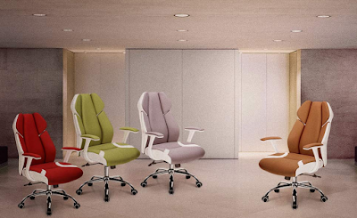 Neo Chair Ergonomic Office Chair Gaming Chair High Back Fabric Desk Computer Task Home Chair