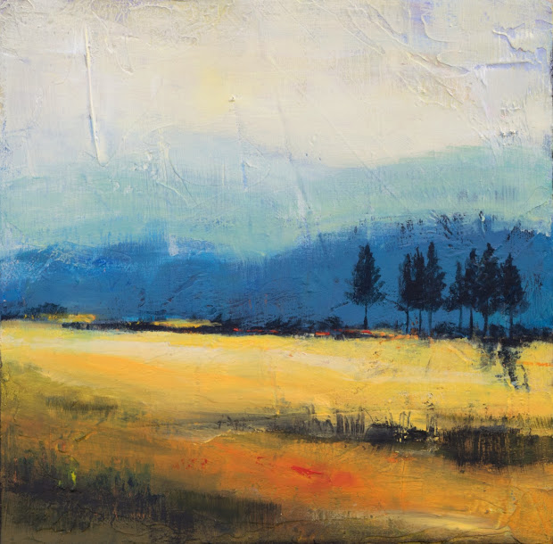 Kit Hevron Mahoney Fine Art Kma2981 Morning Prelude Colorado Contemporary Artist