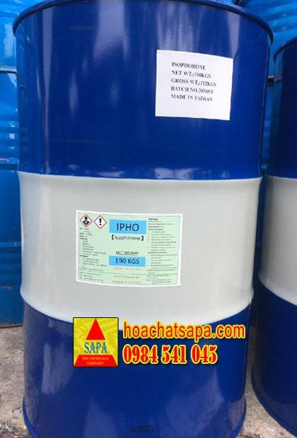 Dung môi Isophorone (IPHO), 783 Đài Loan
