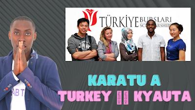 Karatu kyauta a Turkey