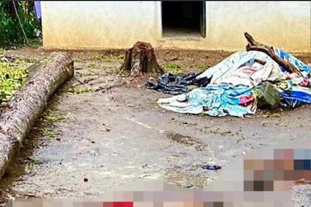 2 pequeños se encontraban lavando una camioneta, desgraciados Sicarios de topan contra policías y a fuego cruzado quedaron en medio y fueron ejecutados