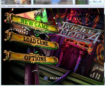 Twisted Metal 4 Rom ISO Gratis