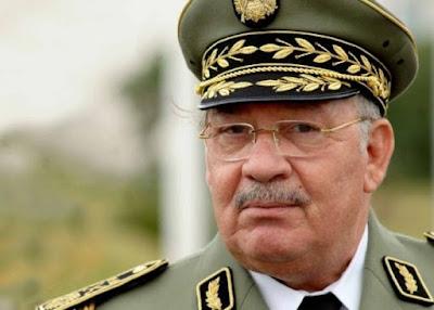 Algérie: le général Ahmed Gaïd Salah est décédé