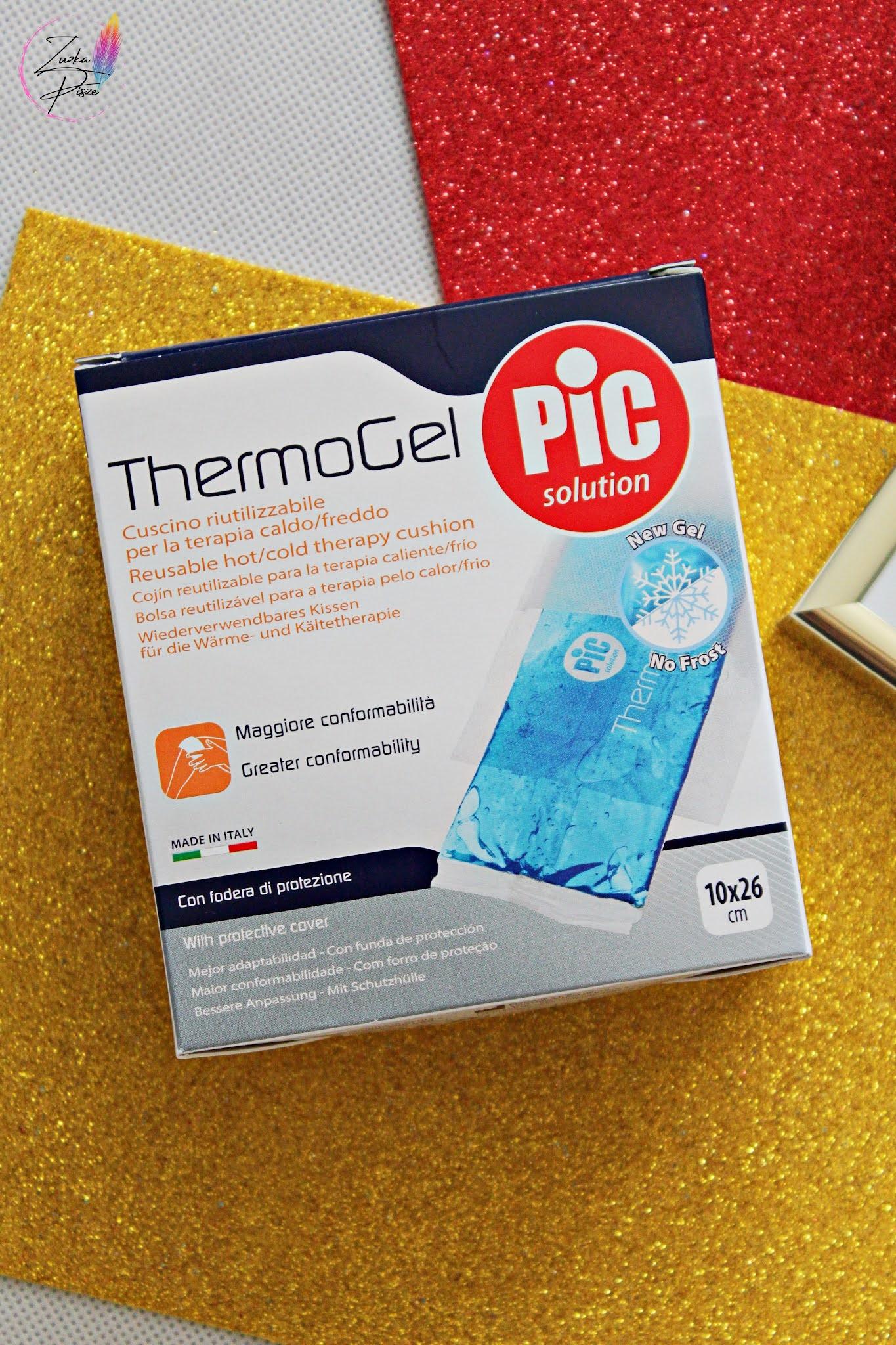 PIC Solution ThermoGel - żelowy kompres