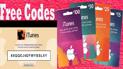 ITUNES GIFT CARD GIVEAWAY 2019