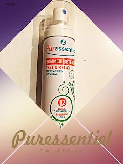 huile essentiel puressentiel spray bio