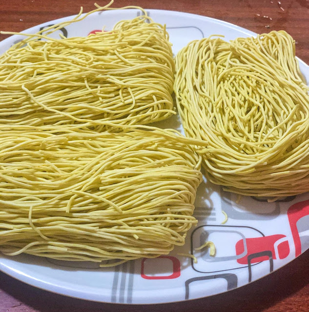 Hakka noodles recipe - How to make Vegetable Hakka Noddles