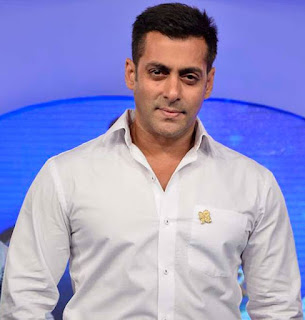 Salman Khan - 5ft 7 inci
