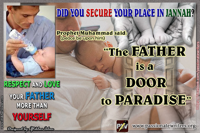 Islamic Reasoning | Father the neglect parent | Iftikhar Islam