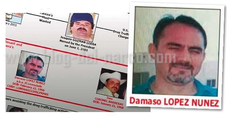 Los Damaso Vs Los Chapitos la otra guerra dentro del Cartel de Sinaloa