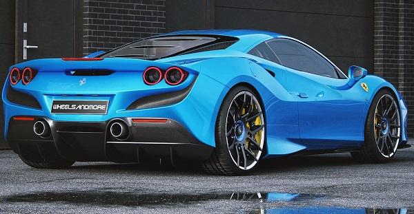 Wheelsandmore Ferrari F8 Tributo