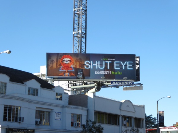 Shut Eye season 1 billboard