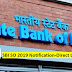 SBI SO 2019 Notification-Direct Link to Apply!