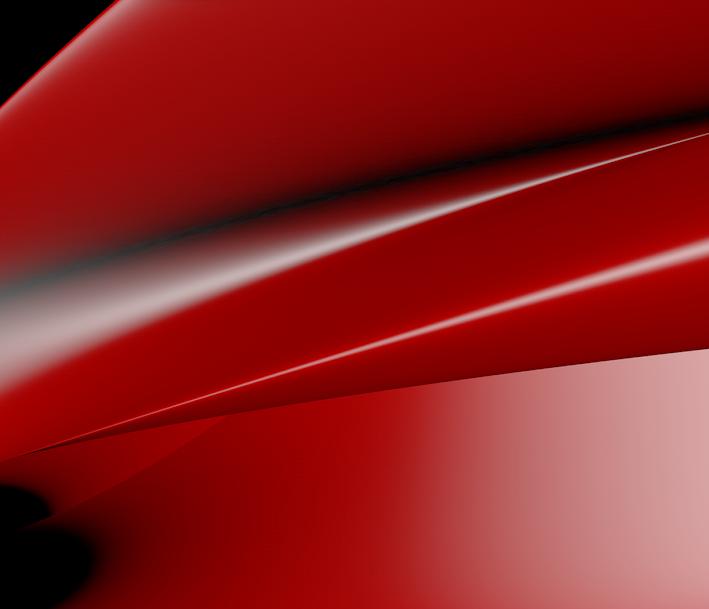 Red, by Jim Keaton ©Structured Art 2020, Gardner keaton Inc.