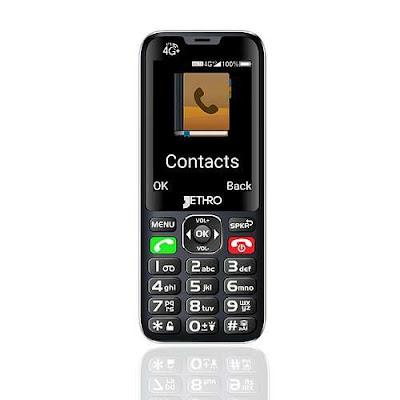 Jethro mobile phone review - Jethro SC490