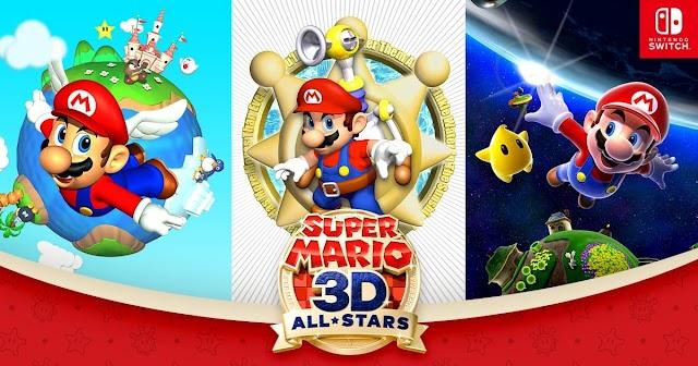 Super Mario 3D All-Stars será retirado de la venta
