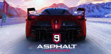 Asphalt 9 Legend Racing Game