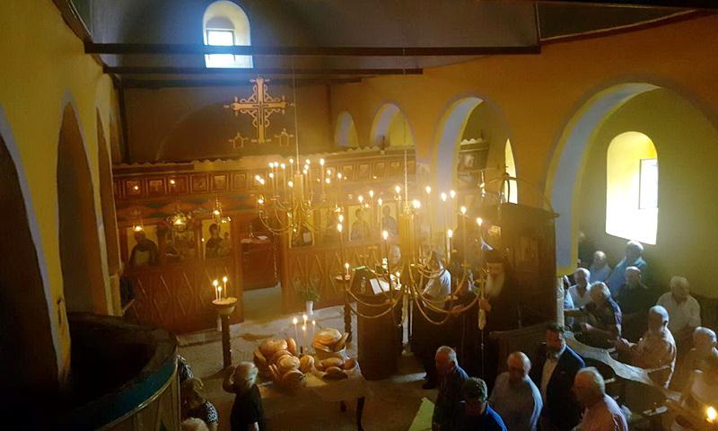 Εορτασμός της εκκλησίας της Παλιάς Νίψας Αλεξανδρούπολης μετά από πολλά χρόνια
