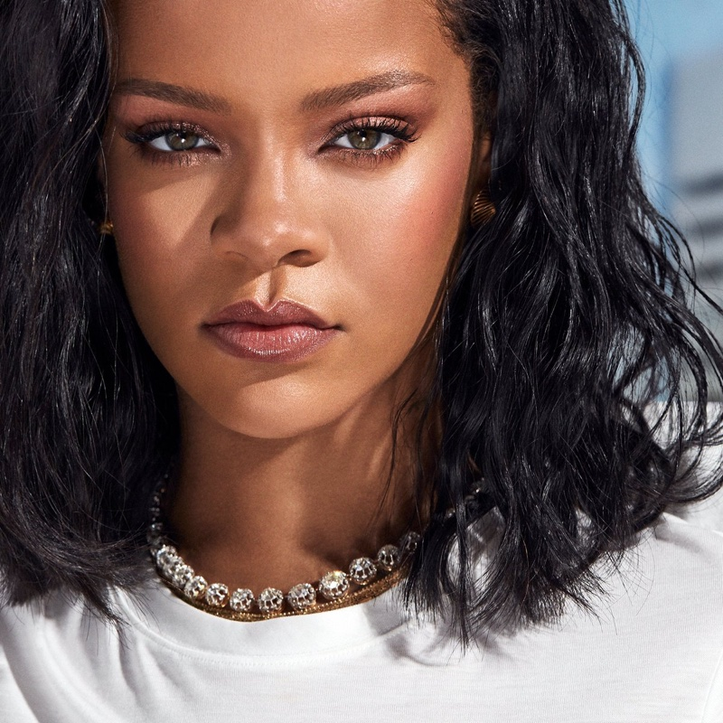 Fenty Beauty launches Pro Filt'r Hydrating Foundation campaign with Rihanna