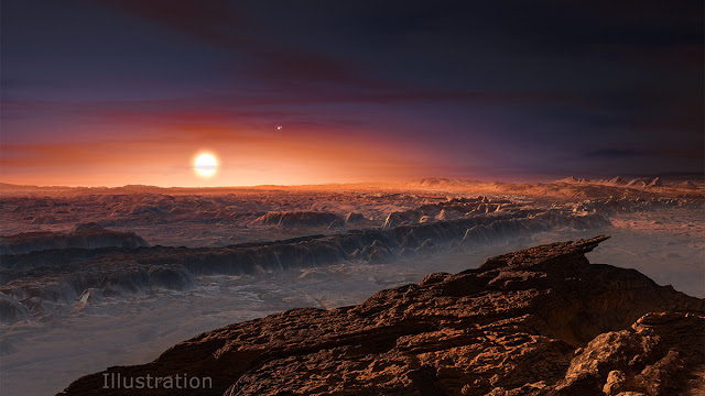 The space weather forecast for Proxima Centauri B