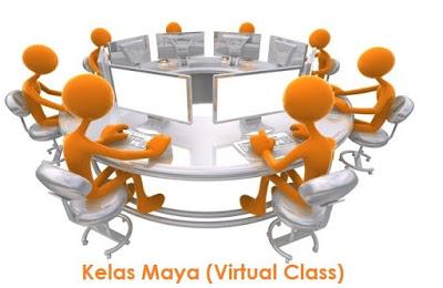 Pengertian Kelas Maya dan Kompone komponen pendukung kelas maya
