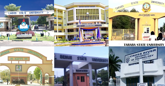 15 Cheapest State Universities In Nigeria