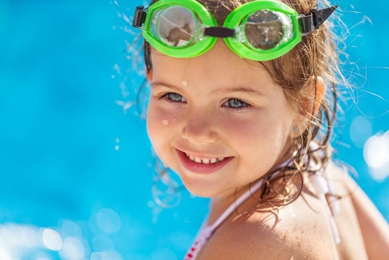 Çocukların göz sağlığını bozan 5 yaz tehlikesi