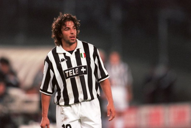 Sepuluh hal menarik tentang Alessandro Del Piero idolaku