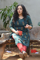 Nithya Menon promotes her latest movie in Green Tight Dress ~  Exclusive Galleries 016.jpg