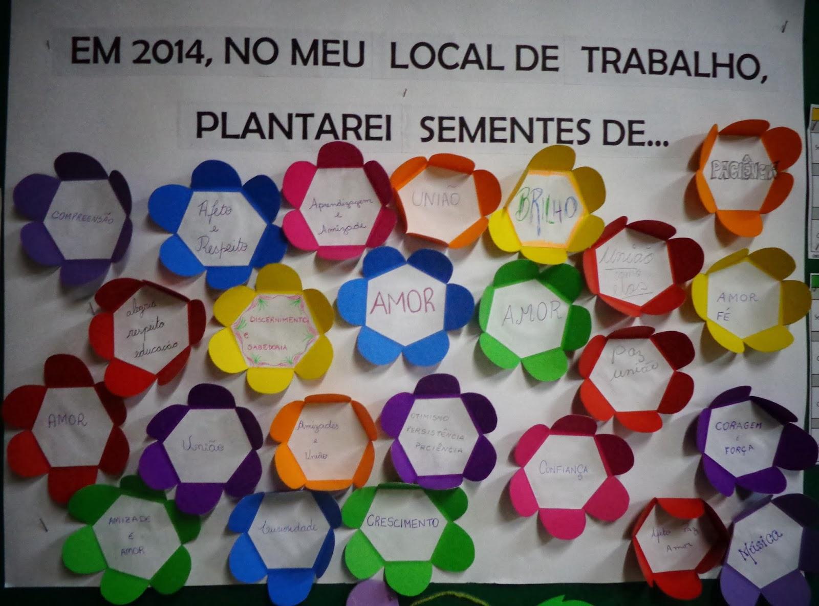 Escola Mundo Encantado: Março 2014