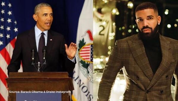 Drake tiene la aprobación de Barack Obama para interpretarlo en su biopic