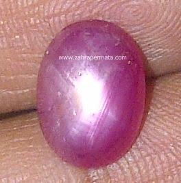 Batu Permata Ruby Star - ZP 477